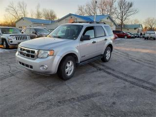 Used 2008 Ford Escape 4x4 156k Safetied we finance XLT for sale in Madoc, ON
