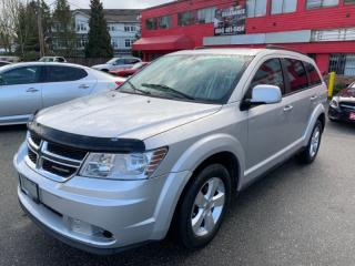 Used 2011 Dodge Journey FWD 4dr Express for sale in Surrey, BC
