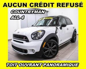 Used 2015 MINI Cooper Countryman S All-4 Awd Toit for sale in Mirabel, QC