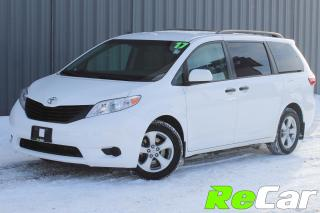 Used 2017 Toyota Sienna 7 Passenger 7-PASSENGER | BACK UP CAM | for sale in Fredericton, NB