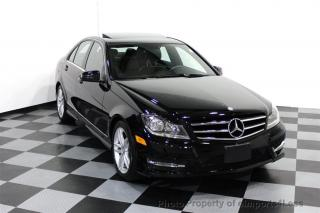 Used 2014 Mercedes-Benz C-Class for sale in Toronto, ON