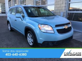 Used 2013 Chevrolet Orlando LS for sale in Calgary, AB