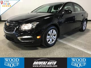 Used 2016 Chevrolet Cruze Limited 1LT CLEAN CARFAX, REMOTE START, SUNROOF for sale in Calgary, AB