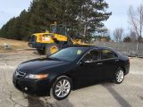 Photo of Black 2008 Acura TSX
