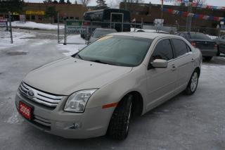 Used 2009 Ford Fusion SEL for sale in Nepean, ON