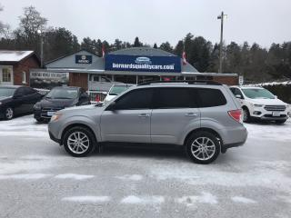 Used 2010 Subaru Forester X Limited for sale in Flesherton, ON