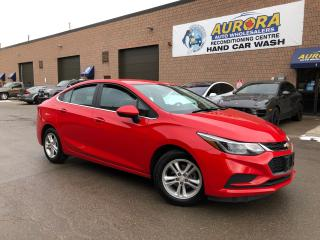 Used 2017 Chevrolet Cruze LT - BACK UP CAMERA - ALLOYS for sale in Aurora, ON