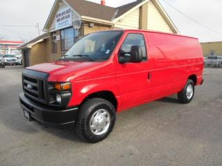 Used 2010 Ford E250 CARGO 4.6L Loaded Divider Shelving ONLY 117,000KMs for sale in Etobicoke, ON