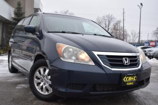 Used 2009 Honda Odyssey FEBRUARY  BLOWOUT! EX-L||LEATHER|POWER EVRYTH for sale in Oakville, ON