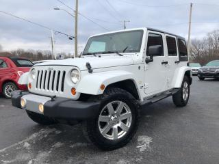 Used 2012 Jeep Wrangler Sahara for sale in Cobourg, ON