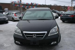 Used 2007 Honda Odyssey Touring for sale in Ottawa, ON
