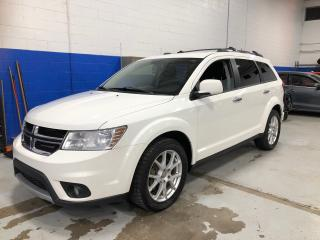Used 2015 Dodge Journey R/T - AWD - 7 PASSENGERS - LEATHER for sale in Aurora, ON