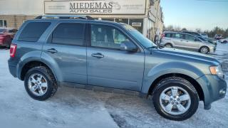 Used 2011 Ford Escape Limited for sale in Mono, ON