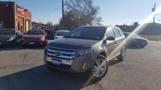 Used 2014 Ford Edge Limited-AWD/Leather/Backup Cam/ for sale in Windsor, ON