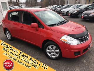 Used 2010 Nissan Versa 1.8 SL/ AUTO/ LOW K's/ POWER GROUP/ LIKE NEW! for sale in Scarborough, ON