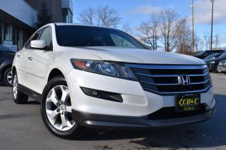 Used 2010 Honda Accord Crosstour CERTIFIED! EX-L/AWD/NAVI/BT/BACKUPCAM/LOADED! for sale in Oakville, ON