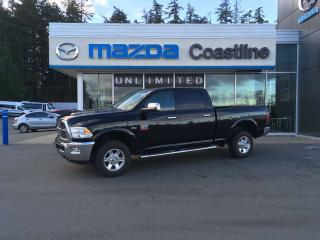 Used 2012 RAM 2500 Laramie for sale in Campbell River, BC