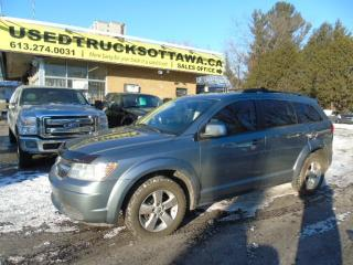 Used 2009 Dodge Journey SXT for sale in Ottawa, ON
