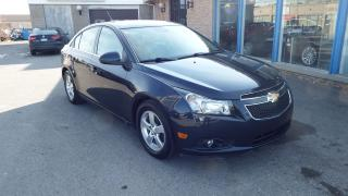 Used 2014 Chevrolet Cruze 2LT/LEATHER/BACKUP CAMERA/SUNROOF/$12900 for sale in Brampton, ON