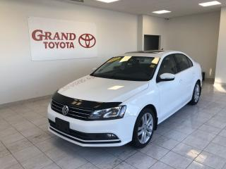 Used 2015 Volkswagen Jetta Sedan Highline for sale in Grand Falls-Windsor, NL