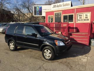 Used 2004 Honda CR-V EX for sale in Toronto, ON