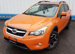 Used 2013 Subaru Crosstrek AWD *SUNROOF* for sale in Kitchener, ON