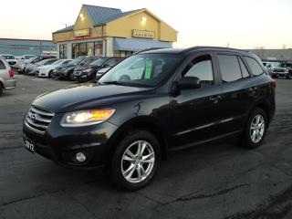 Used 2012 Hyundai Santa Fe GLS Premium 2.4L MoonRoof HeatedSeats for sale in Brantford, ON