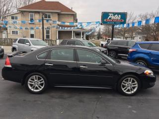 Used 2011 Chevrolet Impala LTZ for sale in Dunnville, ON