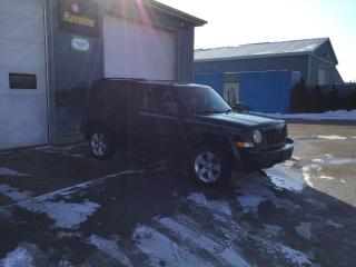 Used 2012 Jeep Patriot SPORT