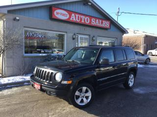 Used 2012 Jeep Patriot SPORT  AS IS for sale in London, ON