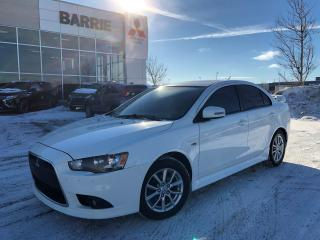 Used 2015 Mitsubishi Lancer SE ALL WHEEL CONTROL for sale in Barrie, ON