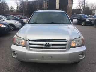 Used 2004 Toyota Highlander LIMETED for sale in Scarborough, ON