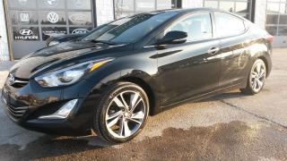Used 2014 Hyundai Elantra Limited w/Navi for sale in Guelph, ON