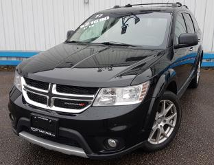 Used 2017 Dodge Journey GT AWD *LEATHER-7 PASSENGER* for sale in Kitchener, ON