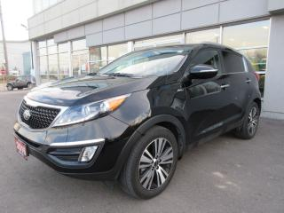 Used 2016 Kia Sportage EX for sale in Mississauga, ON