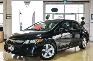 Used 2008 Honda Civic EX-L - SUNROOF|LEATHER|ALLOYS|HEATED SEATS for sale in North York, ON