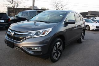 Used 2016 Honda CR-V Touring for sale in Toronto, ON