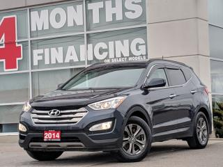Used 2014 Hyundai Santa Fe Premium | Heated Steering | Climate | Power Seat for sale in St Catharines, ON
