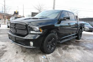 Used 2017 RAM 1500 Sport *SUNROOF* NIGHT EDITION for sale in Toronto, ON