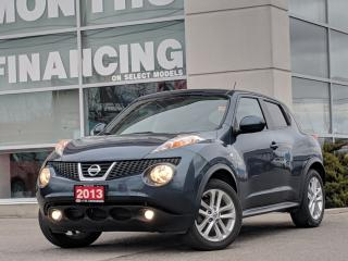Used 2013 Nissan Juke SL | Navigation | Climate Control | Bluetooth for sale in St Catharines, ON