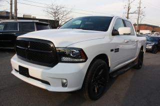 Used 2018 RAM 1500 Sport Night Edition for sale in Toronto, ON