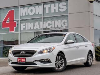 Used 2016 Hyundai Sonata GLS | Blindspot Alert | Sunroof | Heated Seat for sale in St Catharines, ON