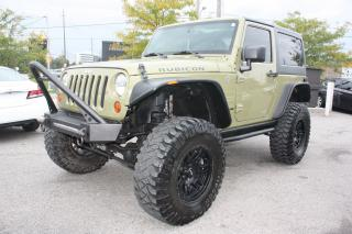 Used 2013 Jeep Wrangler Rubicon *UPGRADED* for sale in Toronto, ON