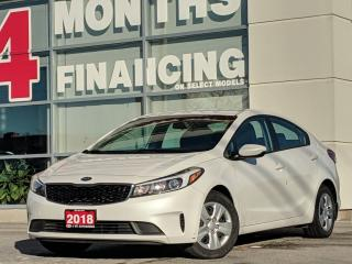Used 2018 Kia Forte LX | Bluetooth | Air Condition | Traction Control for sale in St Catharines, ON