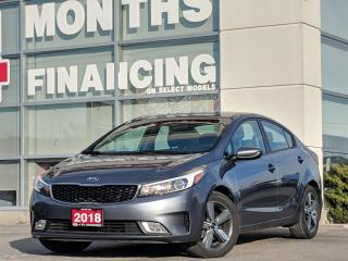 Used 2018 Kia Forte LX+ | Android Auto | Heated Seat | 7'Display for sale in St Catharines, ON