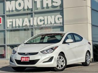 Used 2015 Hyundai Elantra GL | Heated Seat | Bluetooth | Auto Headlight for sale in St Catharines, ON