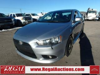 Used 2015 Mitsubishi Lancer SE 4D Sedan AT 2.4L for sale in Calgary, AB