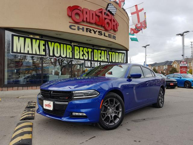 2018 Dodge Charger GT+AWD+LEATHER+SUNROOF+LOADED
