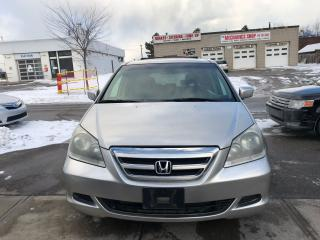 Used 2005 Honda Odyssey EX-L for sale in Toronto, ON