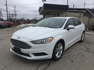 Used 2018 Ford Fusion ( Formal Rental ) for sale in London, ON